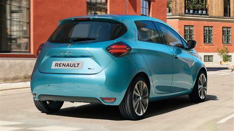 Renault Zoe 2020 2 by 2020 Renault Zoe Insideevs Photos