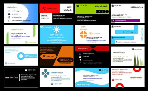 ms word templates business cards free 16 visiting card design ideas in ms word microsoft word