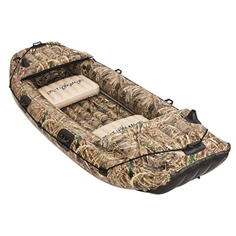 camo blow up boat realtree max 5 drift commander inflatable 10 4 quot boat buy