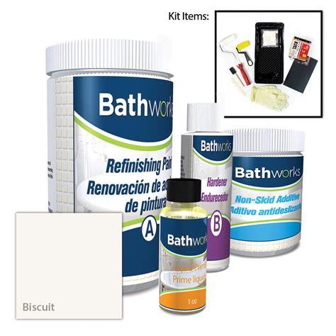 bathworks diy bathtub refinishing kit reviews bathworks 22 oz diy bathtub refinishing kit with slip