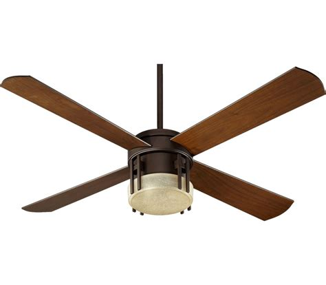 Mission Ceiling Fans With Lights by Quorum 53524 86 Mission 52 Inch Bronze Ceiling Fan
