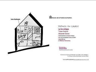 blogs 11 maison de la po 233 sie de nantes revue