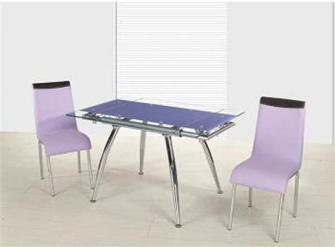 contemporary glass top dining room tables contemporary