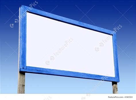 big white boards templates big white blank advertising board stock photo