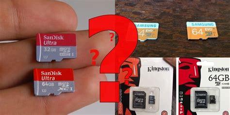Micro Sd Bandung jangan tergoda harga ini 5 ciri kartu microsd palsu bahaya dibeli merdeka