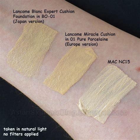 Lancome Blanc Expert Cushion my asian skincare story lancome blanc expert cushion