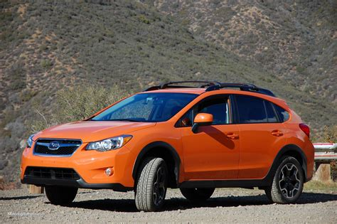 subaru orange 2014 subaru xv crosstrek tangerine orange pearl motoring