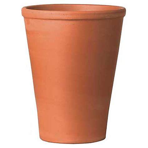 Standing Planter Tinggi 30cm Diameter 20cm terracotta tom plant pot 23cm