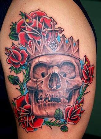 rose tattoo wiki image skull crown jpg house of anubis wiki