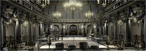 Dream House Design Inside And Outside by Final Fantasy Ix Castle Inside Art Jake L Rowell
