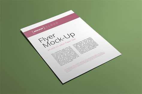 Images Of Kitchen Design by Flyer Mockup Mockup Cloud