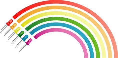 Sepatu Rainbow Led Size 21 25 image leds and rainbow svg uncommons