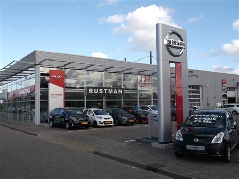 The Nearest Kia Dealership Rustman Kia Nissan Dealer Car Dealers Haarlem Noord