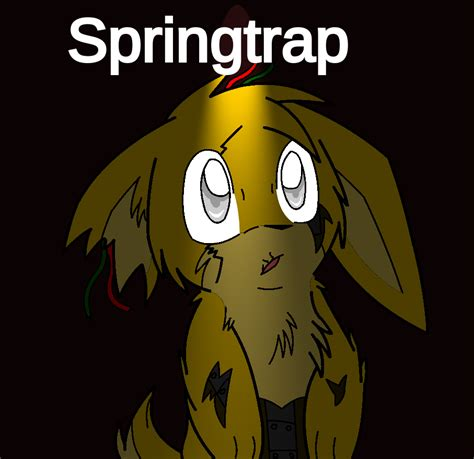 by f naf spring trap sonic99rae image from http orig00 deviantart net a889 f 2015 077 a