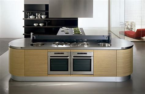 round kitchen design round kitchen island italian design jpg from pedini