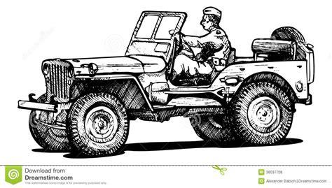 Jeep D Jeep D Arm 233 E De La Deuxi 232 Me Guerre Mondiale Photos Libres