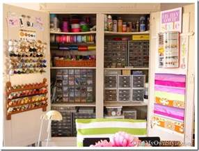 Storage Room Organization Ideas My Craft Cabinet Up Close And Personal In My Own Style