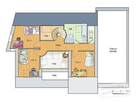 Maison Ideale Plan by Une Maison De Vacances Id 233 Ale D 233 Du Plan De Une