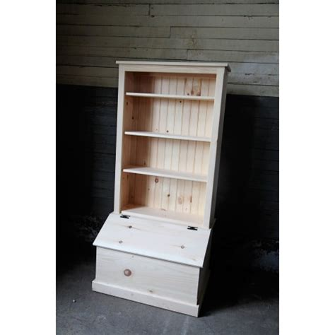box bookcase combo peaceful valley amish furniture