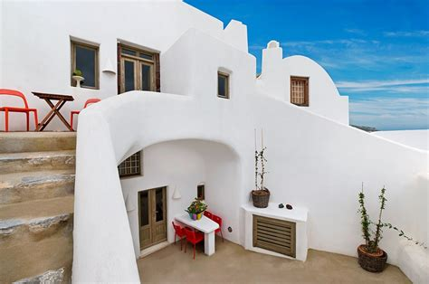 Small Architects House Santorini Cycladic Charm And Cheerful Chic The Small Architect S