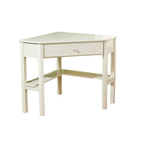 Corner Desk Antique White Corner Desk White Wood Corner Desk