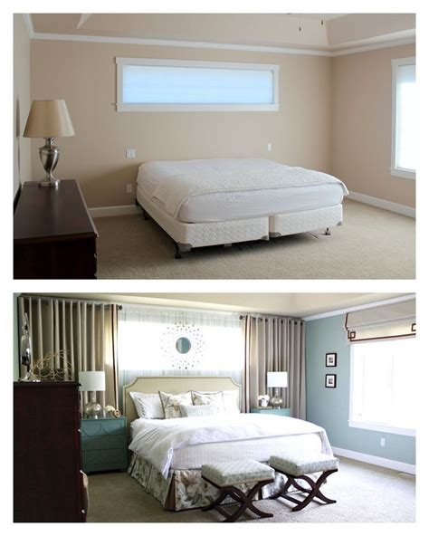 master bedroom curtains 17 best ideas about short window curtains on pinterest