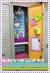 Decorate Your Locker decorate your locker with llz by lockerlookz a and a glue gun