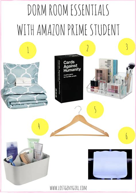 essentials for a room room essentials y