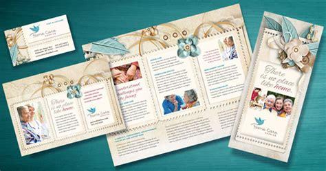 Custom Web Design For Home Health Care Professional Home Care Services Marketing 171 Graphic Design