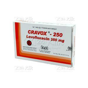 Cravox 500 Obat Anti Infeksi Anti Viral Dan Anti Jamur jual beli cravox 250mg tab k24klik