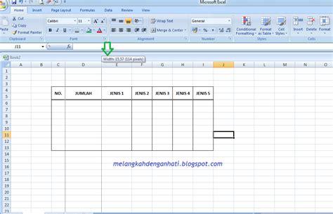 format row height adalah perintah untuk excel mengatur otomatis lebar kolom dan tinggi baris