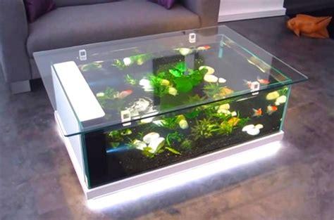 fish table game tips coffee table with aquarium 1000 aquarium ideas
