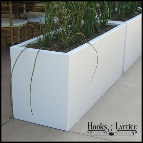 Modern Commercial Planters by Commercial Planters Pvc Planters