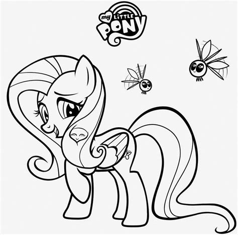 my little pony fluttershy coloring page free printable fluttershy printable coloring pages coloring home