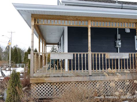 veranda usa shed a deck storage plan idea lattice around deck