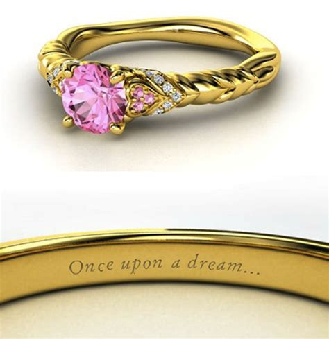 rings inspired by disney princesses things
