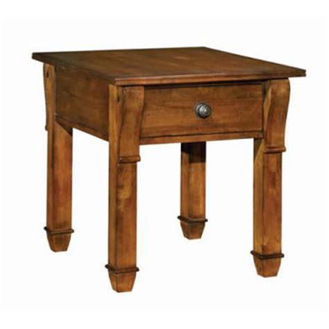 la z boy end tables la z boy 14 tuscano end table with drawer discount