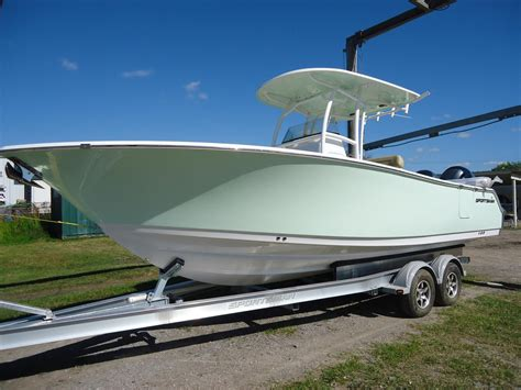 sportsman heritage boats 2016 new sportsman boats heritage 251 center console