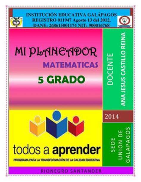 libro de matemticas 5 grado con todas las respuestas calam 233 o libro matematicas quinto
