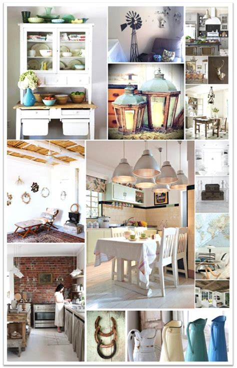 farmhouse home decor at home on the farm country interiors moodboard the