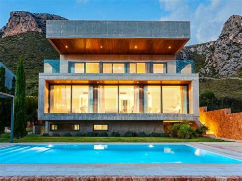 boquer deluxe is a villa in pollensa mallorca spain by balearic villas