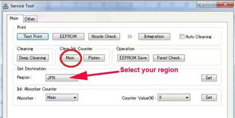 resetter canon service tool v3400 canon service tool v3400 resetter download printer
