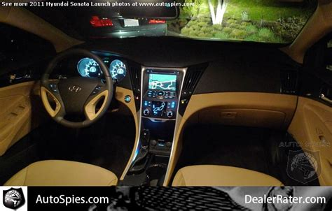 how make cars 1994 hyundai sonata interior lighting exclusive photos rate the 2011 hyundai sonata interior