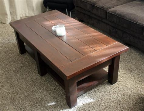 readers showcase johns benchwright coffee table the
