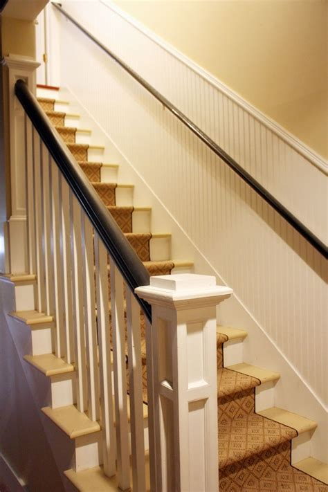 beadboard stairs 12 best images about stairs on carpets foyers