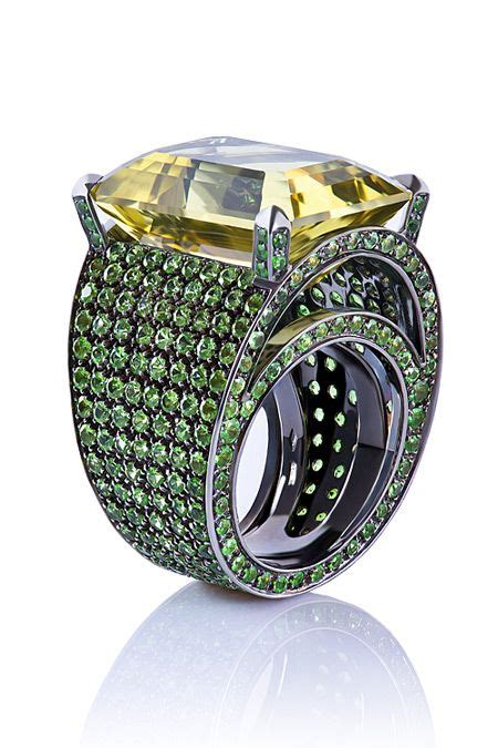 Rcc2597 Aksesoris Cincin Multi Ring Set 17 best images about colour on white gold pink tourmaline and cleef arpels