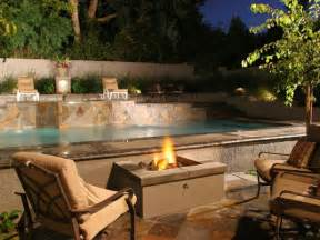 Outdoor Pits And Fireplaces by How To Build A Gas Pit Hgtv