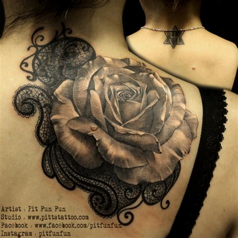 rose tattoo coverups pit certified artist