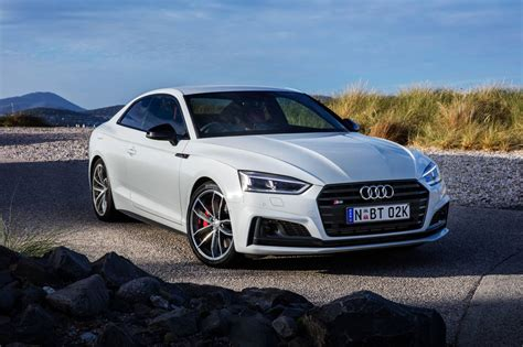 coupe price 2017 audi a5 and s5 coupe pricing and specification