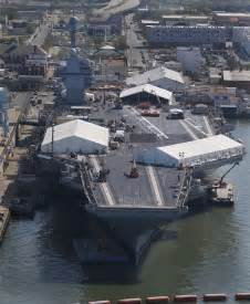 Uss Ford Class Navy Gets Its Ford 12 9 Billion Aircraft Carrier